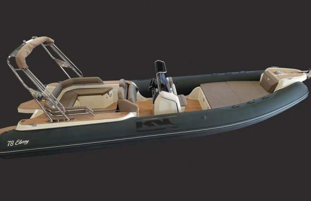 BSC 780 Ebony - 250cv