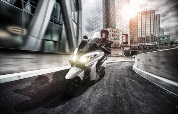 Kymco 125cc X-Town Injection