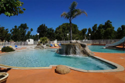 Camping International Calvi