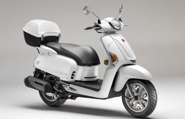 Kymco 125cc Like