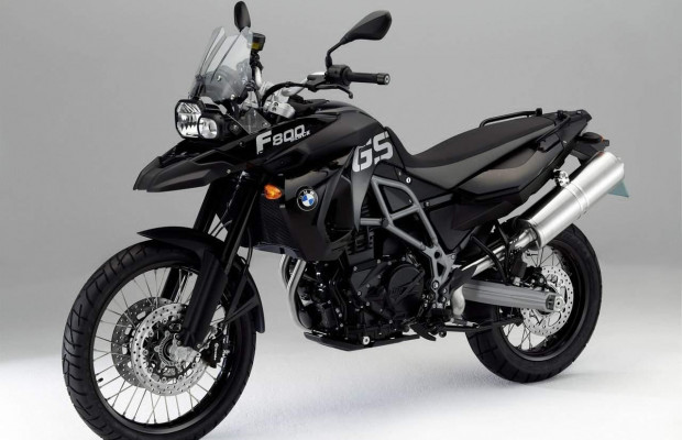 BMW GS F800cc Black Storm